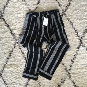 Striped Pants by Who What Wear